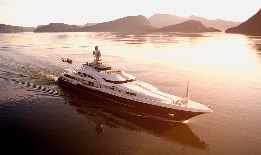 Top Luxury Yachts