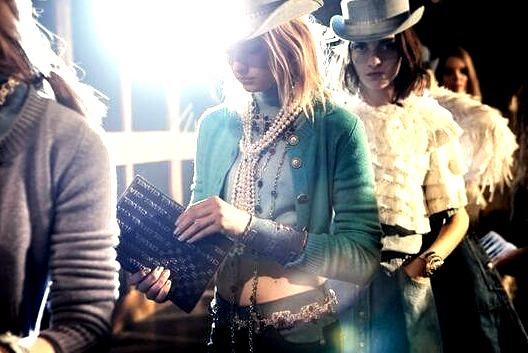 Chanel at Paris Art Showwww.DiscoverLavish.com