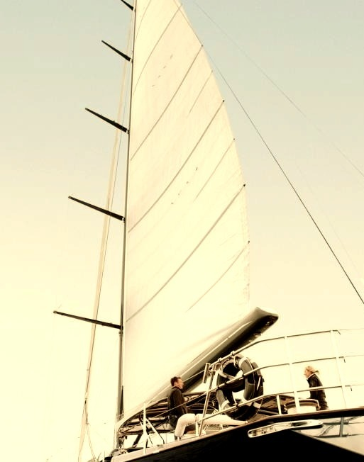 Sail out for the weekend.