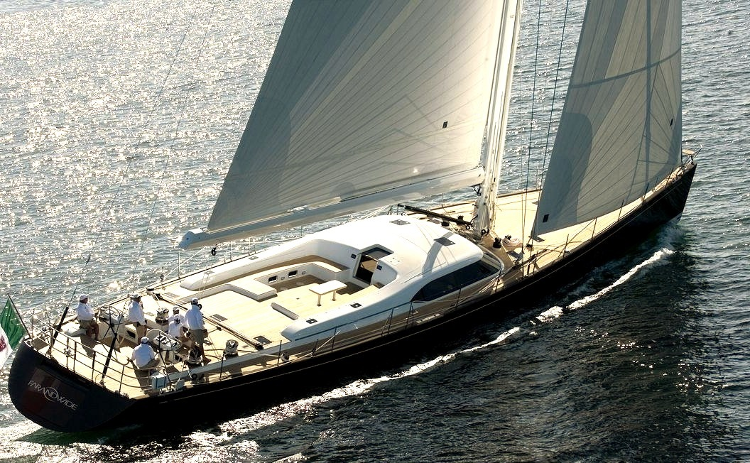 FAR AND WIDE Sailing Yacht